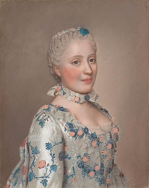 Marie-Josèphe de Saxe - Page 2 Marie-10