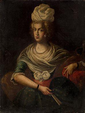 La reine Marie-Caroline de Naples Marie-12