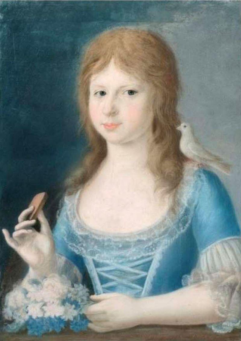 Le physique des enfants de Louis XVI et Marie-Antoinette - Page 3 Marie-16