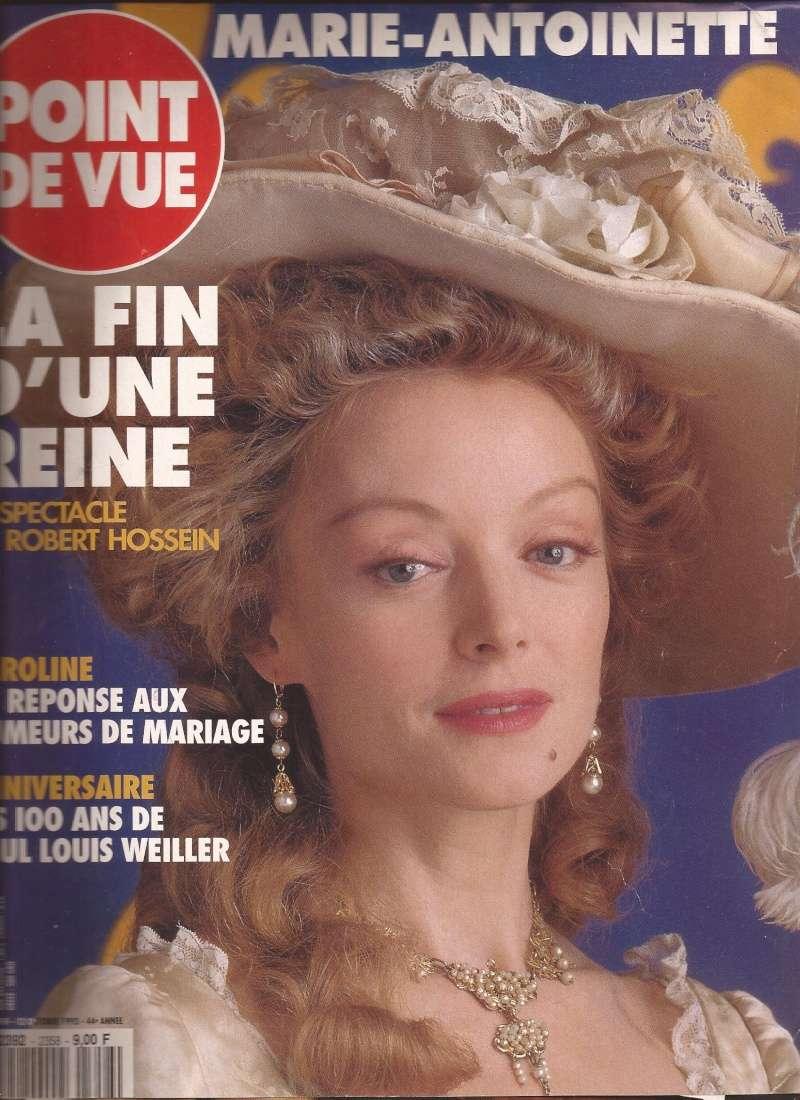 Je m'appelais Marie-Antoinette de Robert Hossein Masiho10
