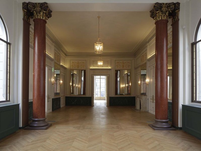 L'hôtel de Mercy-Argenteau, à Paris Mercy711