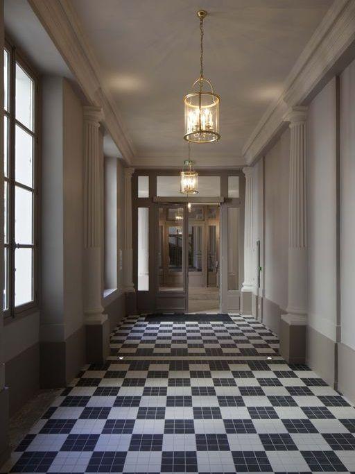 L'hôtel de Mercy-Argenteau, à Paris Mercy810