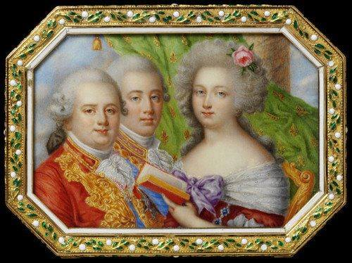 Madame Élisabeth, sœur  de Louis XVI - Page 3 Mme_el10