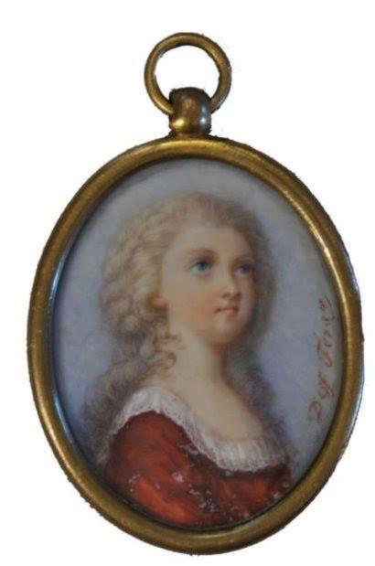 Portraits de Madame Royale, duchesse d'Angoulême - Page 2 Mme_ro10