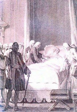 Le comte Charles-Philippe d'Artois, futur Charles X - Page 2 Mort_l10