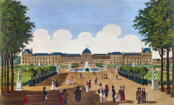 Le palais des Tuileries - Page 2 Palais12