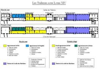Le palais des Tuileries - Page 2 Plan_t10