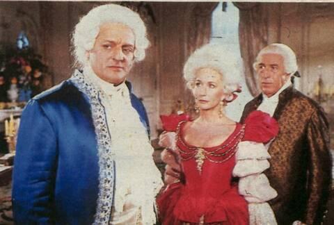 l'Été de la Révolution, par Lazare Iglesis avec Brigitte Fossey (1989)