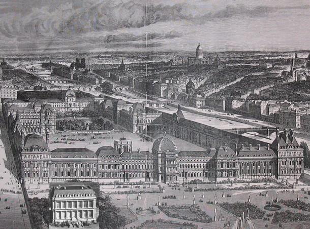 Le palais des Tuileries - Page 2 Tuiler13