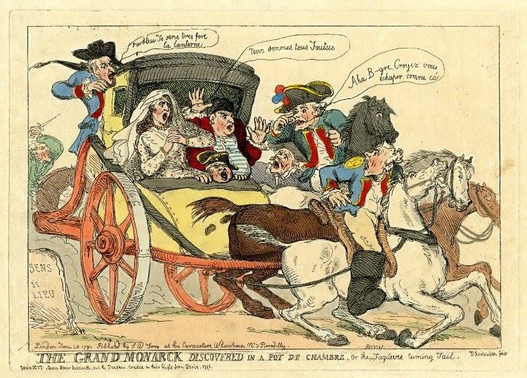 La fuite vers Montmédy et l'arrestation à Varennes, les 20 et 21 juin 1791 - Page 4 Varenn11