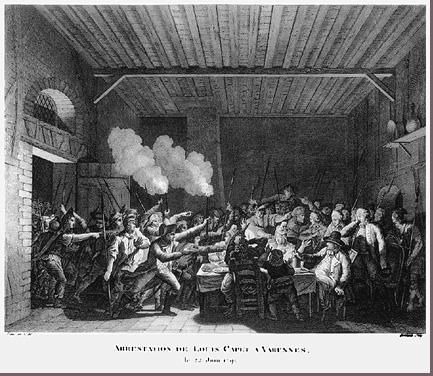 La fuite vers Montmédy et l'arrestation à Varennes, les 20 et 21 juin 1791 - Page 4 Varenn13