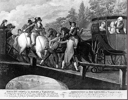 La fuite vers Montmédy et l'arrestation à Varennes, les 20 et 21 juin 1791 - Page 4 Varenn14