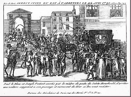 La fuite vers Montmédy et l'arrestation à Varennes, les 20 et 21 juin 1791 - Page 4 Varenn16