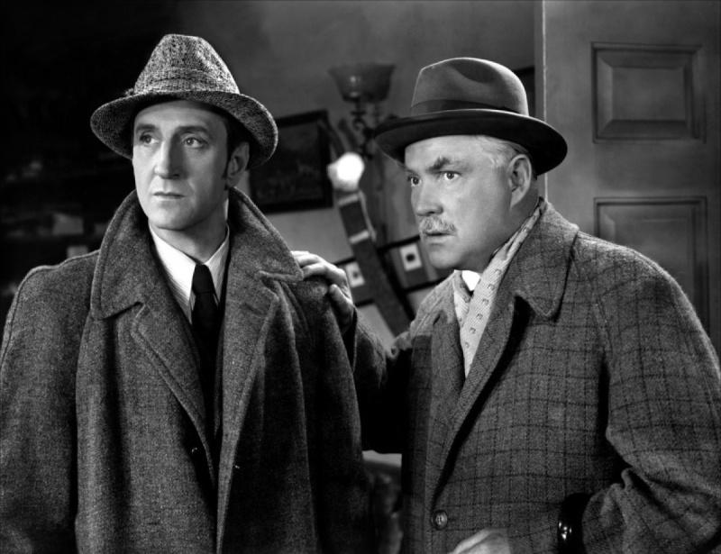 Sherlock Holmes (version 39-46 avec Basil Rathbone) Claac-10