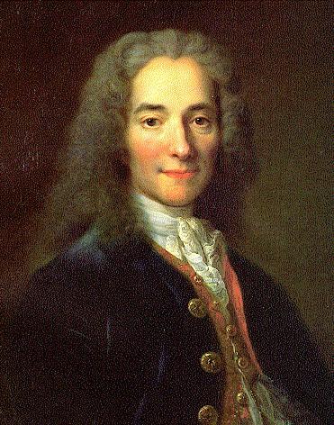 François Marie Arouet , dit Voltaire Nat10210