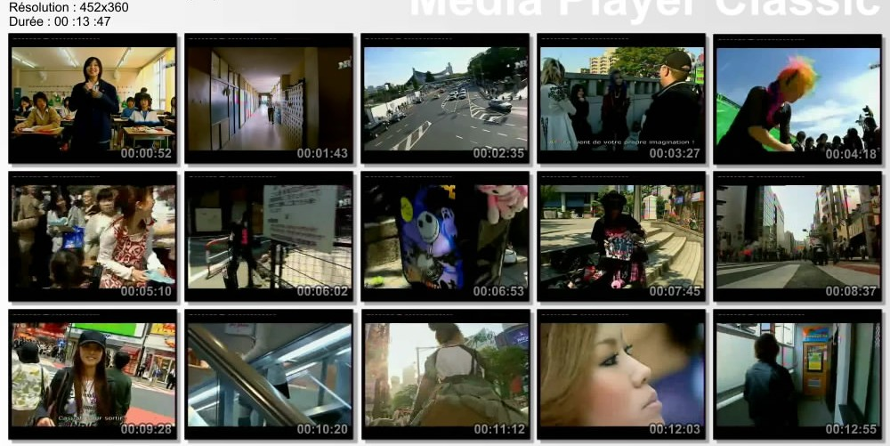 LISTING VIDEOS EXISTANTES - VIDEOS YOUTUBE SUPPRIMEES Jeunes10