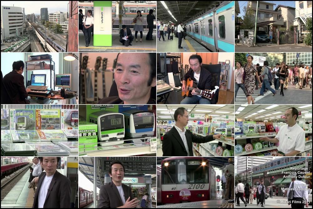 JAPON 60 - Japon : la musique du train Video12