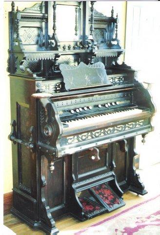 Harmonium D.W. Karn & Co. -tmp-j10