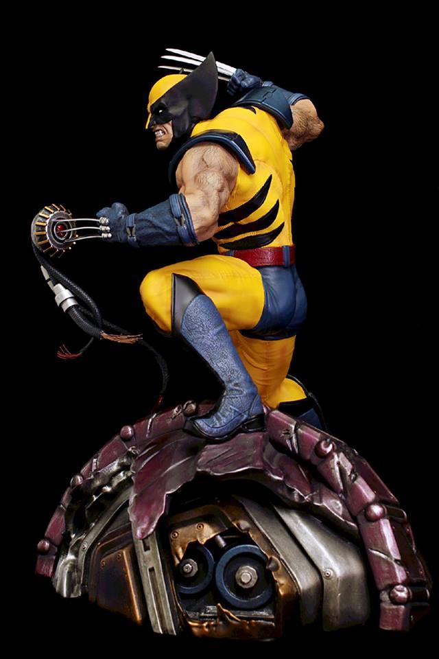 Premium Collectibles : Wolverine - Comics Version - Page 3 10501810
