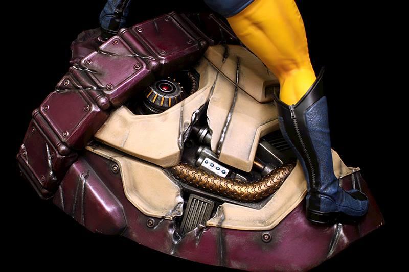 Premium Collectibles : Wolverine - Comics Version - Page 3 10527510