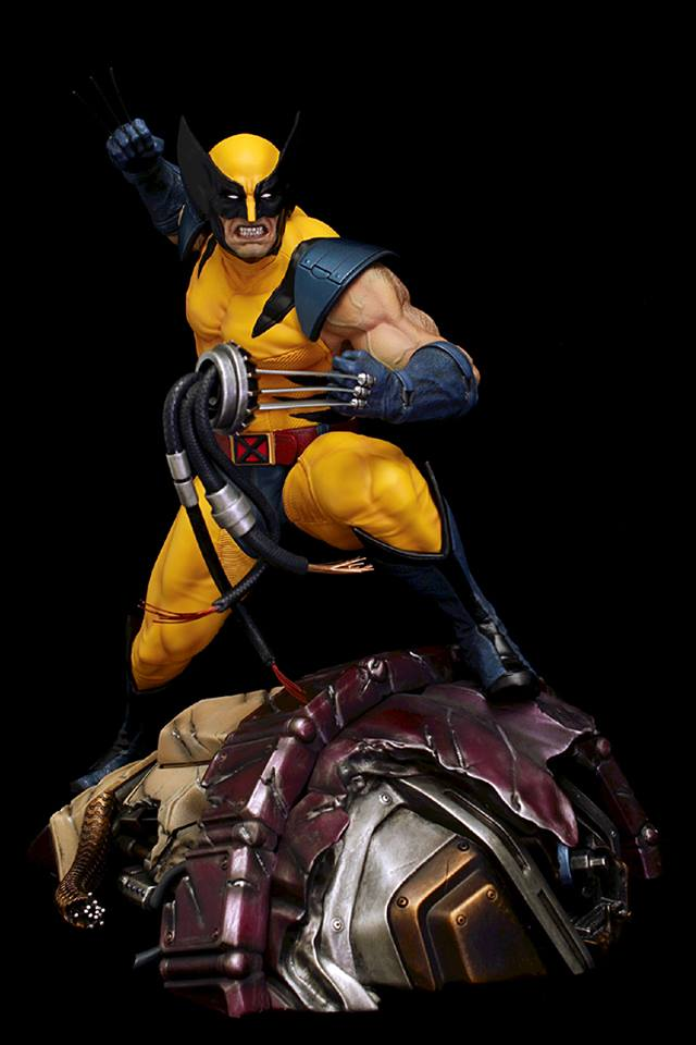 Premium Collectibles : Wolverine - Comics Version - Page 3 10547610