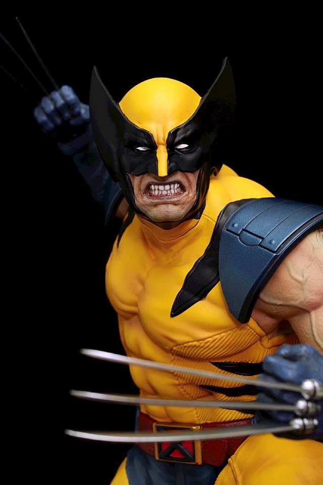 Premium Collectibles : Wolverine - Comics Version - Page 3 10568810