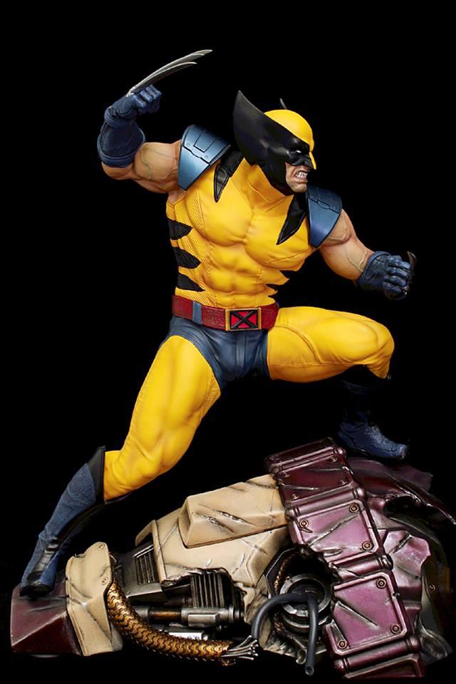 Premium Collectibles : Wolverine - Comics Version - Page 3 10592710