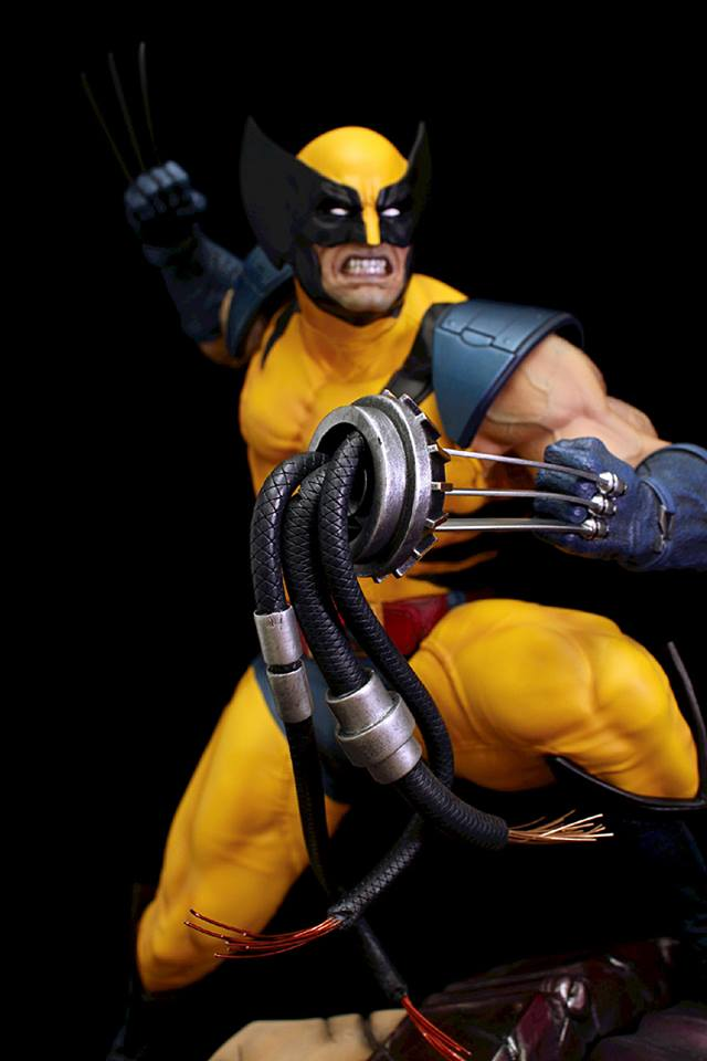 Premium Collectibles : Wolverine - Comics Version - Page 3 10592910