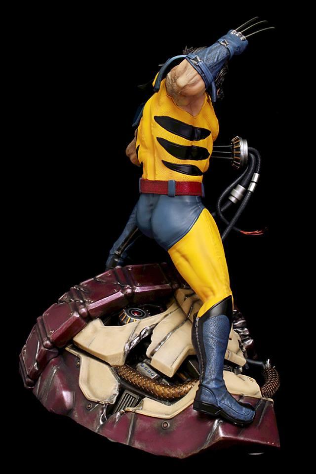 Premium Collectibles : Wolverine - Comics Version - Page 3 10600510