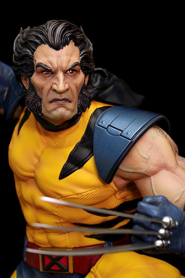 Premium Collectibles : Wolverine - Comics Version - Page 3 10620510