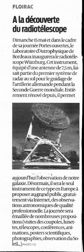 Un radar Wurzburg Riese à Floirac ! 39-45_10