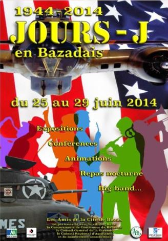 Tombés du ciel - Les Missions aériennes en Bazadais Captur12