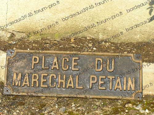 Place du Maréchal Pétain à Eysines Place_10