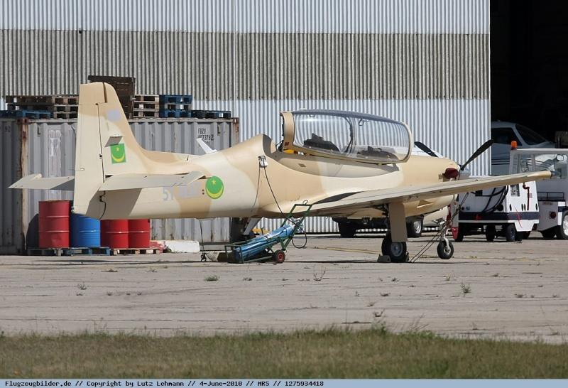 Armée Mauritanienne - Page 2 Embrae10