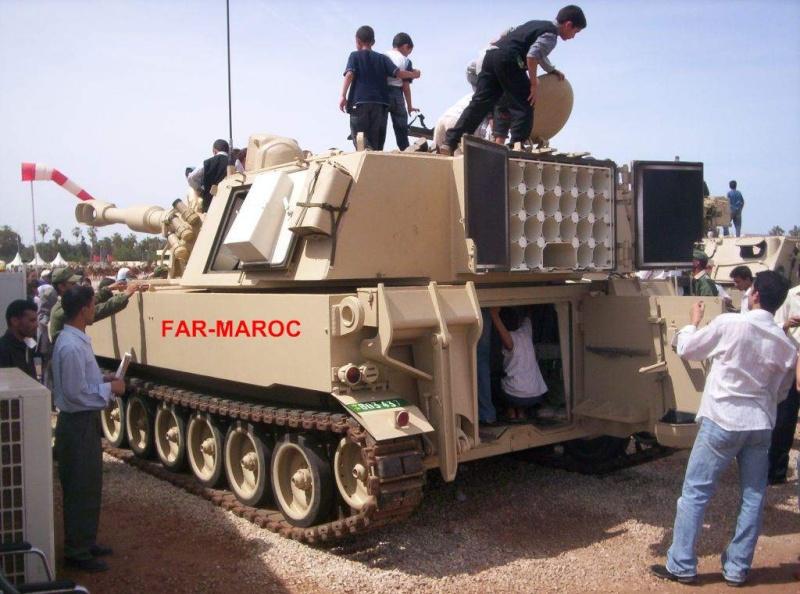 Photos - Artillery et MRLS M109210