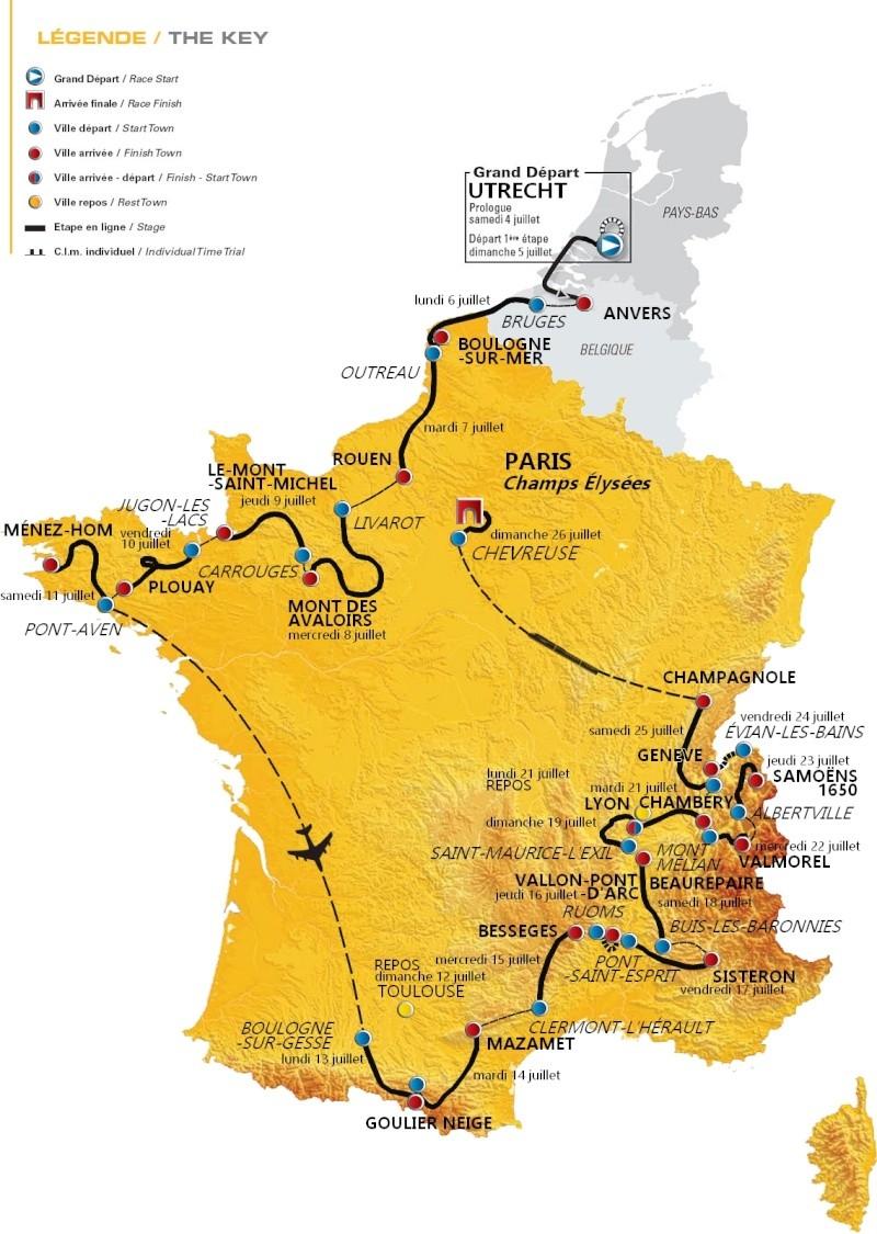 Le Tour de France Tour10