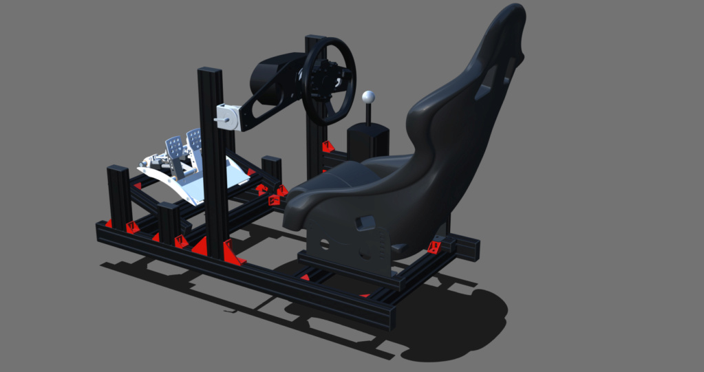 [Chassis] Chassis DIY SkylineGTR34000 34_arg12