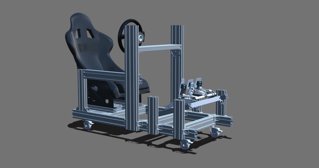 [Chassis] Chassis DIY SkylineGTR34000 34_avd11