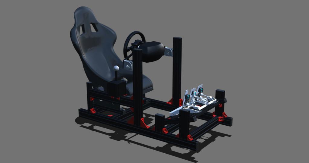 [Chassis] Chassis DIY SkylineGTR34000 34_avd12