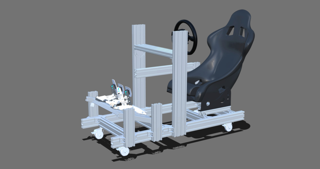 [Chassis] Chassis DIY SkylineGTR34000 34_avg11