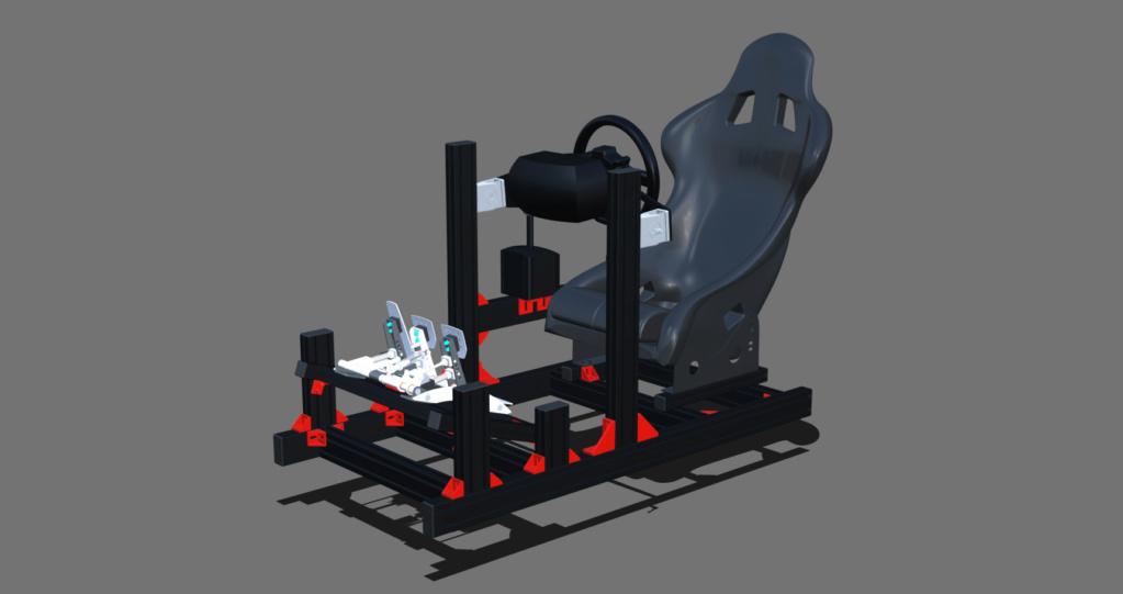 [Chassis] Chassis DIY SkylineGTR34000 34_avg12