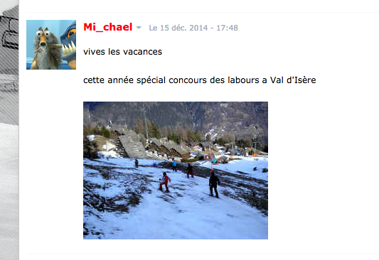 Conditions en direct 2014-2015 - Page 6 Michae10