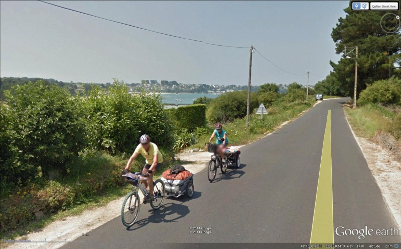 STREET VIEW : les cyclotouristes Sans_113