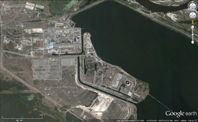 Centrale de Tchernobyl - Ukraine Sans_309