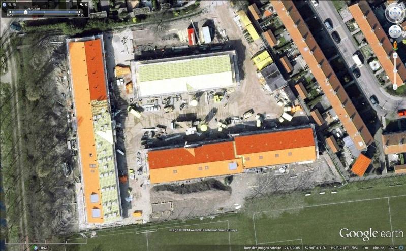 En construction, Kerkehout - Pays-Bas Sans_410
