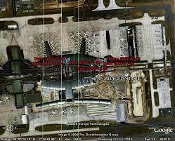 Terminal 2 effondré, Roissy Charles de Gaulle, Paris - France Sans_412