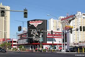Harley Davidson Cafe, Las Vegas, Nevada - États-Unis Sans_488