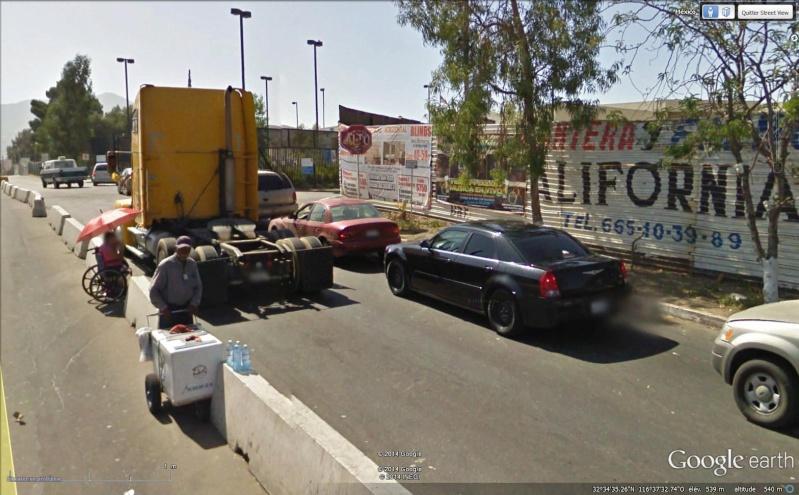 STREET VIEW : les petits boulots, image de la précarité moderne Sans_534