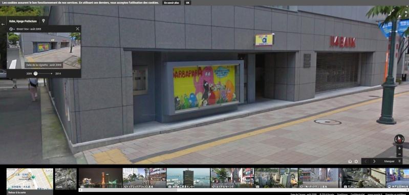 STREET VIEW : Japon, le meilleur MANGA japonais s'affiche Sans_547