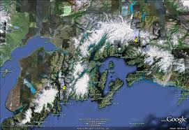 STREET VIEW : Une ballade à Seward en Alaska - USA Sans_551